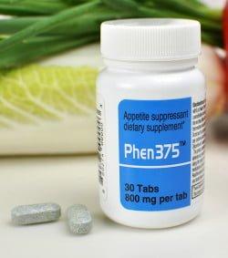 Als Alternative zur Reduxan empfehlen wir: PHEN375 Fettverbrenner