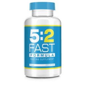 Die 2 Fasten Tage leichter durchstehen mit 5:2 Fast Formula