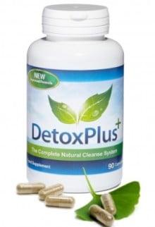 Detox Plus Darmreinigungs Kapseln