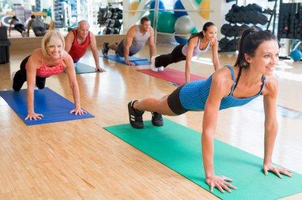 Gewichtszunahme Sport