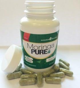 Moringa Pure - 100% reines Moringa Oleifera