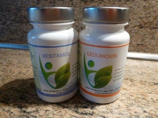 Unser Diät-Test zur Gedumoxin und Rexitamol - hilft es wirklich zum Abnehmen?