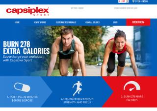 Capsiplex Sport offizielle Seite - jetzt besuchen >>