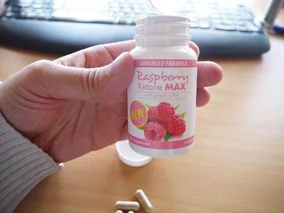 Raspberry Ketone Max von BauerNutrition