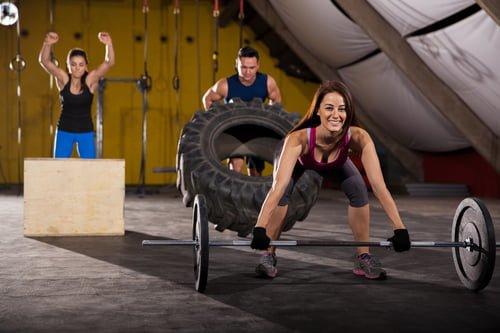 Erzeugen Sie Muskel-Verwirrung