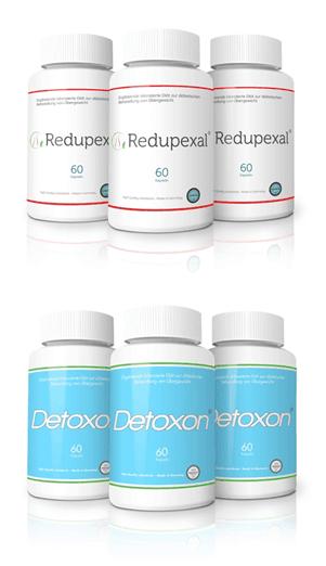 Redupexal und Detoxon: Unser kürzer Überblick