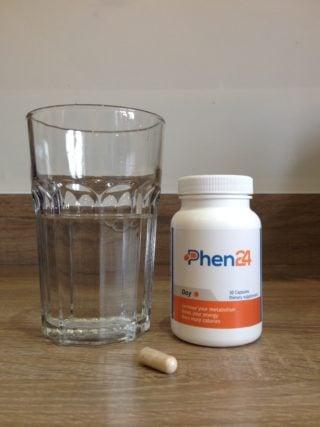 Phen24 für den Tag