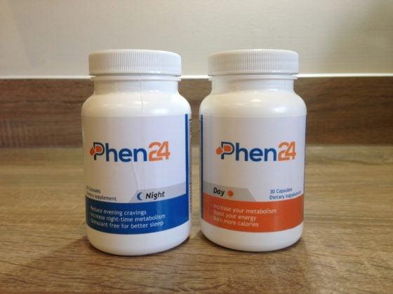 Phen24 Zwei Rezepturen